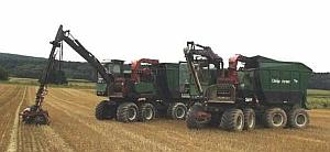 Erjofanten der Firma Chiptrac AG / Schweiz 2001